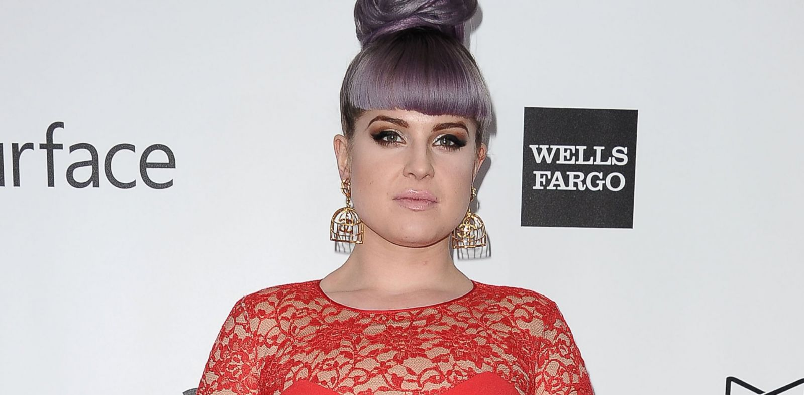 Kelly osbourne earrings on fashion police
