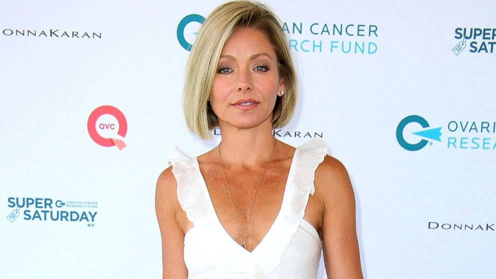 kelly ripa listal