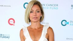 PHOTO: Kelly Ripa attends the Ovarian Cancer Research Funds Super Saturday NY at Novas Ark Project, July 25, 2015, in Water Mill, New York.