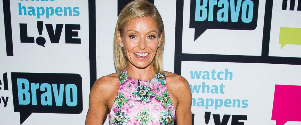 PHOTO: Kelly Ripa is seen here July 15, 2014.
