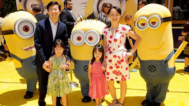 GTY ken jeong family turbo tk 130710 16x9 608 Ken Jeong: Turbo Is for My Daughters