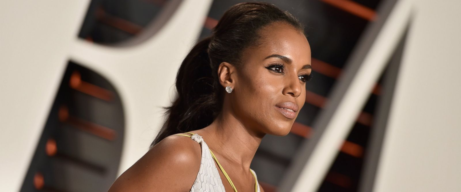 PHOTO: Kerry Washington attends the 2016 Vanity Fair Oscar Party Hosted By Graydon Carter at the Wallis Annenberg Center for the Performing Arts, Feb. 28, 2016 in Beverly Hills, Calif.