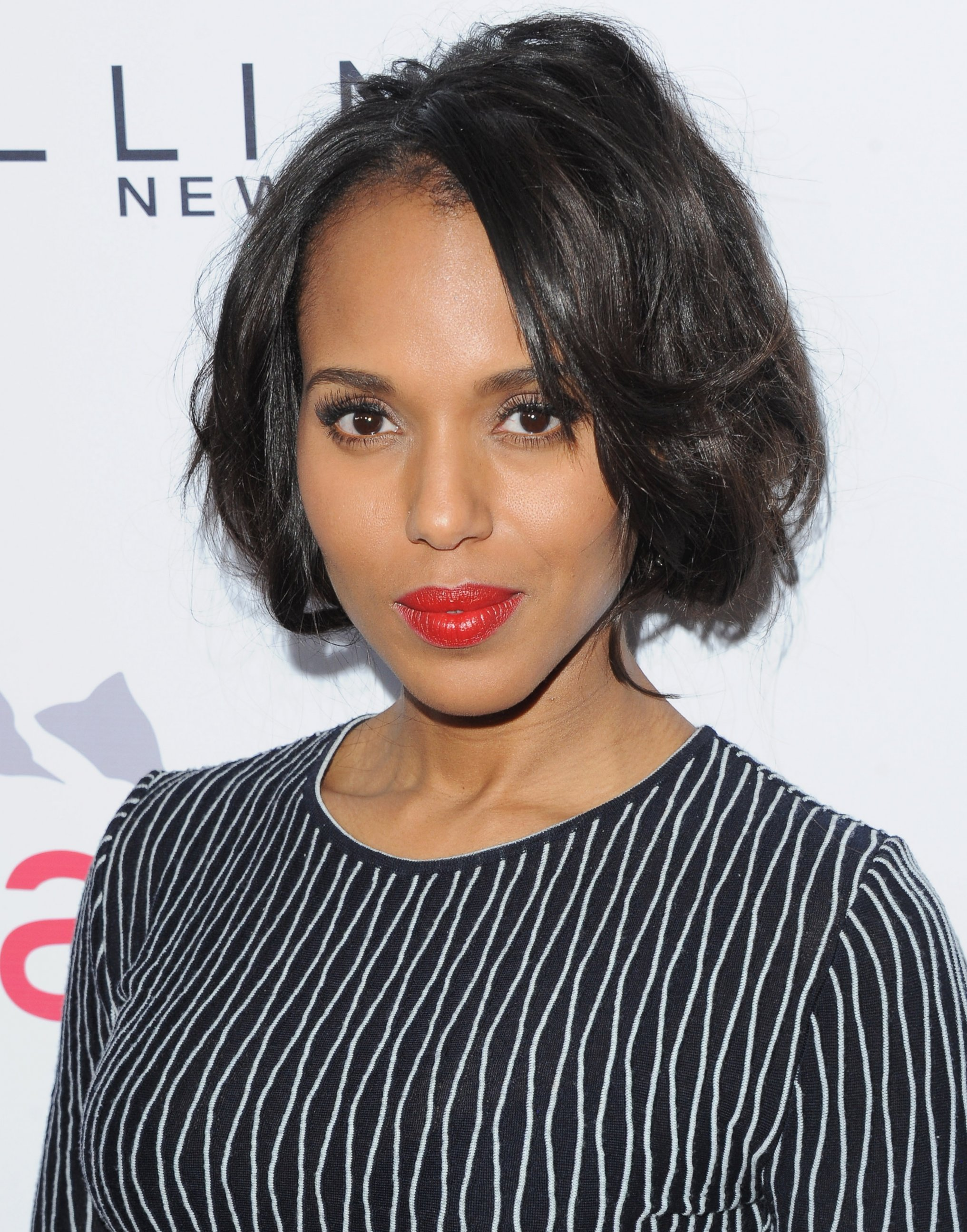 Kerry Washington Shows Off a New Bob