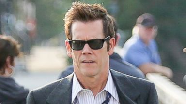 Go On Set of Black Mass with Kevin Bacon