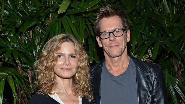 PHOTO: Kyra Sedgwick and husband Kevin Bacon