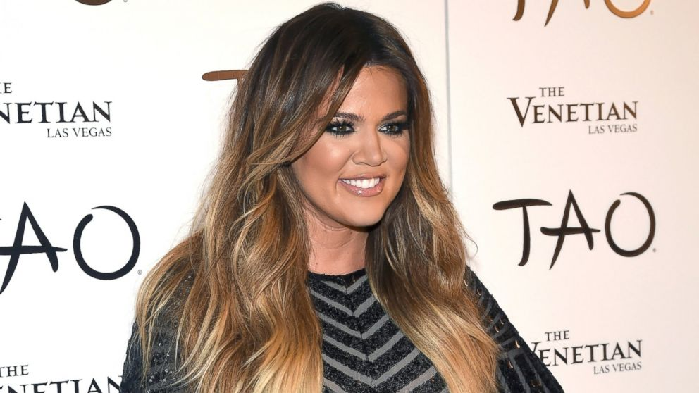 PHOTO: Khloe Kardashian arrives at the Tao Nightclub at The Venetian Las Vegas to celebrate her birthday, July 4, 2014 in Las Vegas.