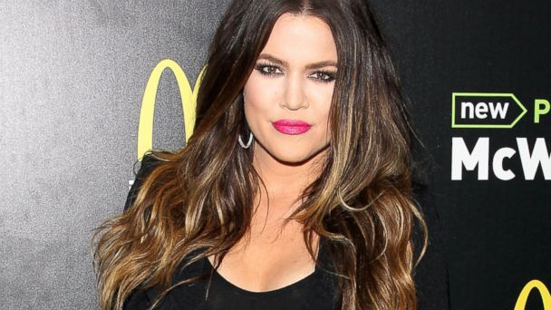 PHOTO: Khloe Kardashian attends the McDonalds Premium McWrap Launch Party held at Paramount Studios in Hollywood, Calif., March 28, 2013.