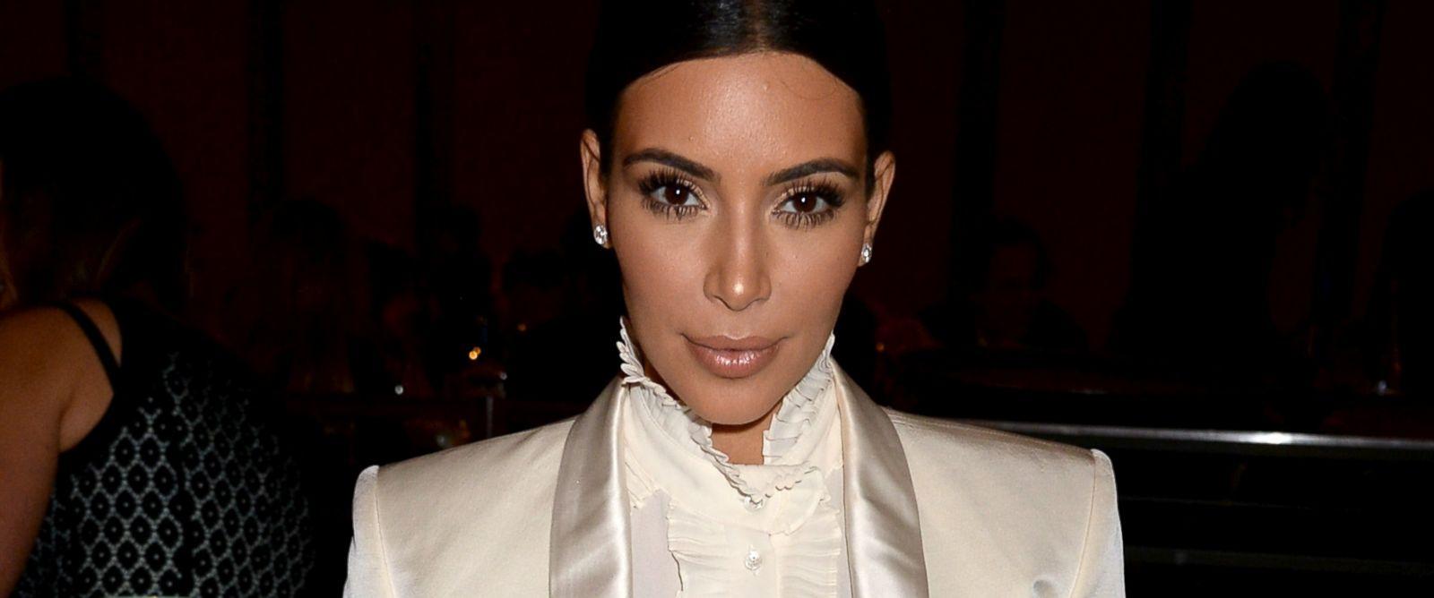 PHOTO: TV personality Kim Kardashian attends USC Shoah Foundations 20th Anniversary Gala at the Hyatt Regency Century Plaza, May 7, 2014, in Century City, Calif.
