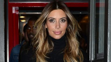 PHOTO: Kim Kardashian seen on the streets of SoHo, Nov. 25, 2013 in New York.