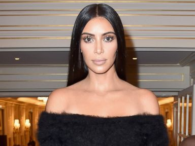 Kim Kardashian Does Paris Fashion Week