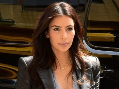 Kim Kardashian Blogs for First Time Since Marrying Kanye West