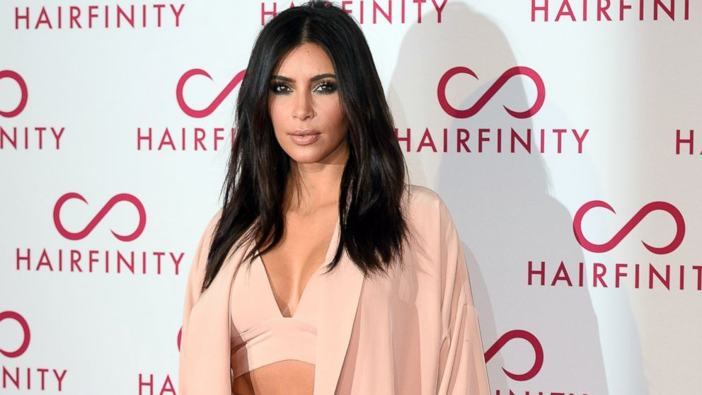 Peachy Kim Kardashians History With Showing Nudity In Magazines Abc News Short Hairstyles For Black Women Fulllsitofus