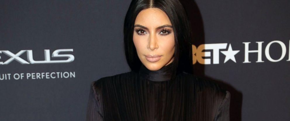 PHOTO: Kim Kardashian attends The 2015 BET Honors Awards at Warner Theatre, Jan. 24, 2015, in Washington.