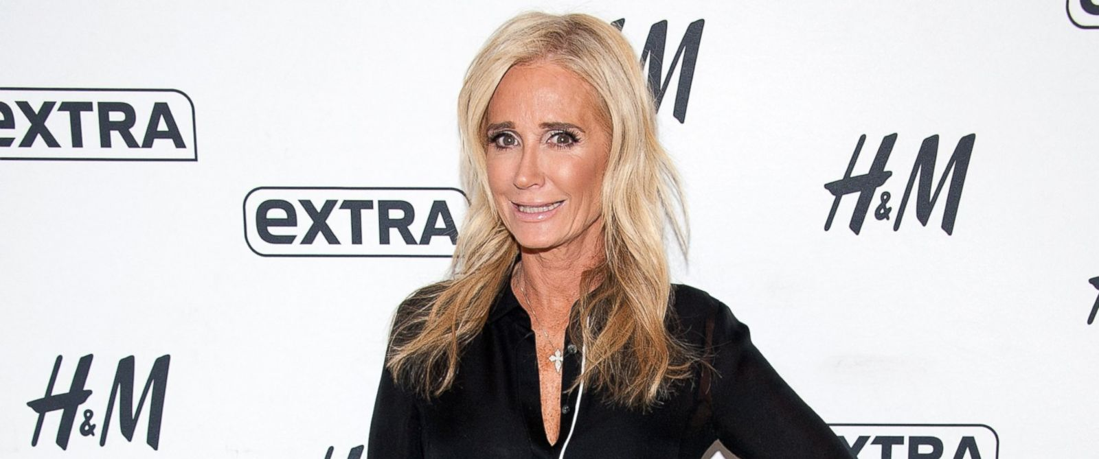 PHOTO: Kim Richards is seen, March 4, 2016, in New York.
