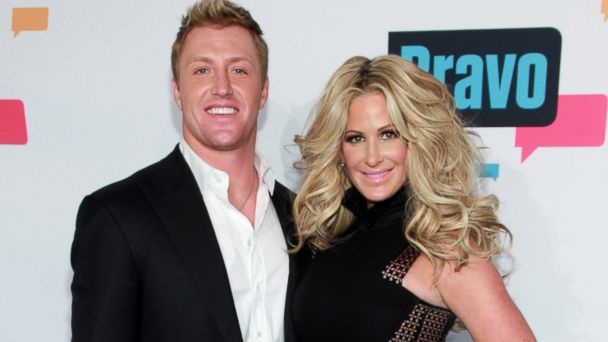 GTY kim zolciak kroy biermann jef 131125 16x9 608 Meet Real Housewives Kim Zolciaks New Twins, Kane and Kaia