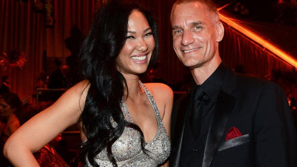 PHOTO: Kimora Lee Simmons and Tim Leissner attend a 2014 Golden Globes After Party