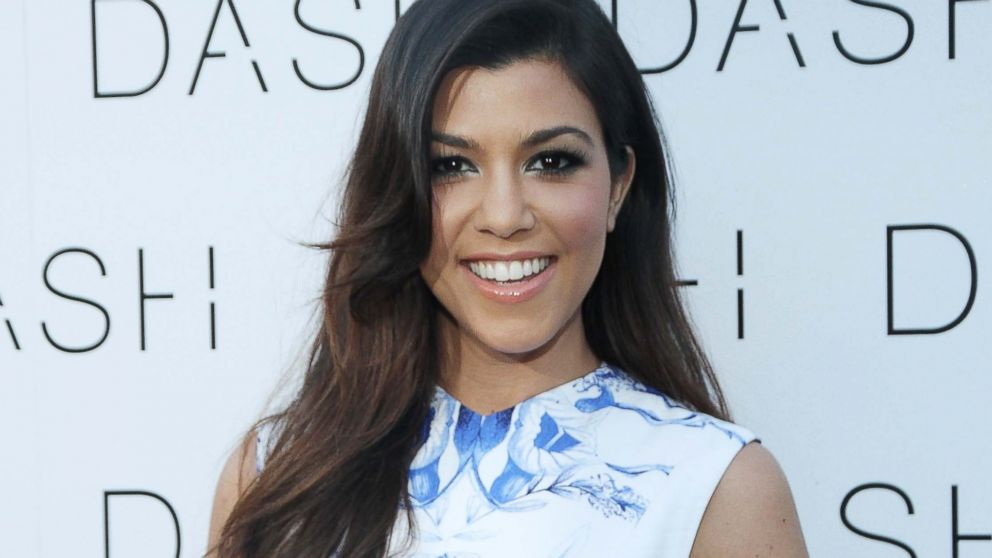 PHOTO: Kourtney Kardashian attends the grand opening of DASH Miami Beach in Miami Beach, Fla..