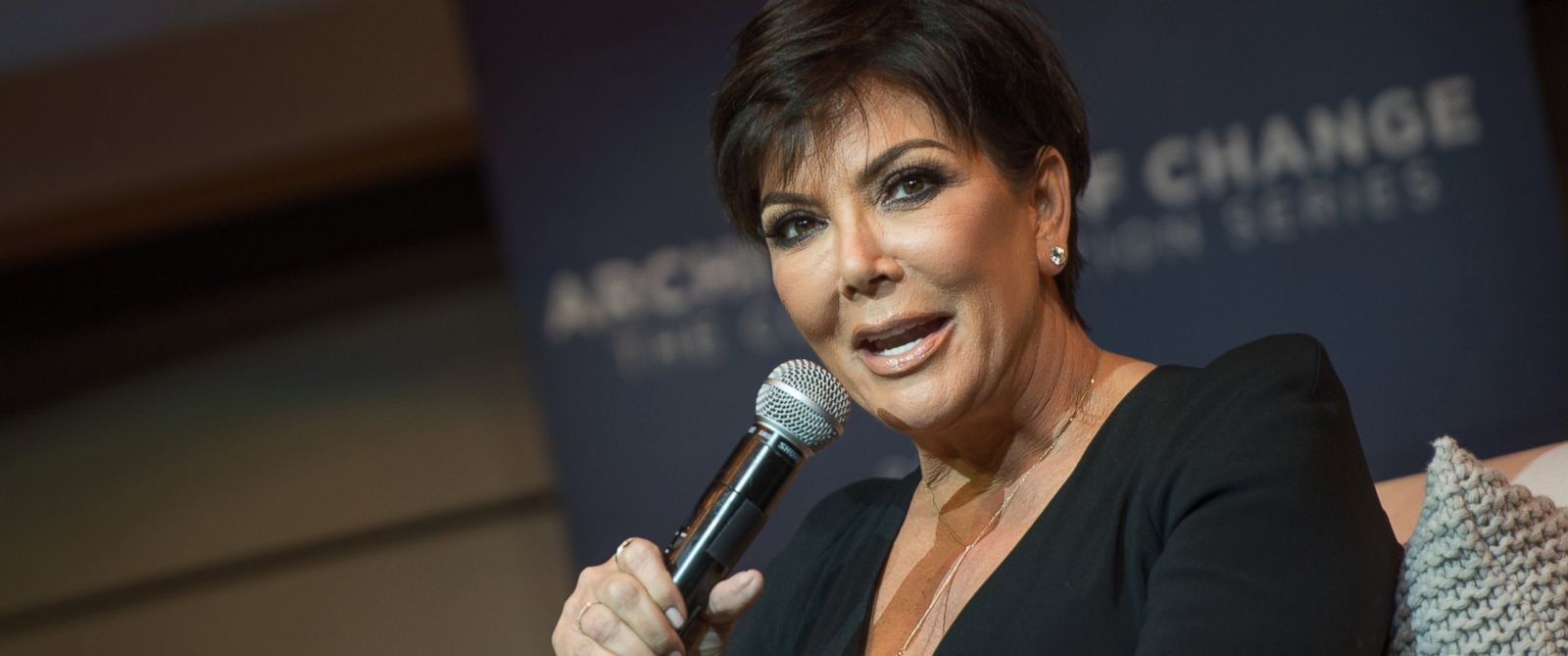 PHOTO: Kris Jenner in Los Angeles, Jan. 14, 2016.