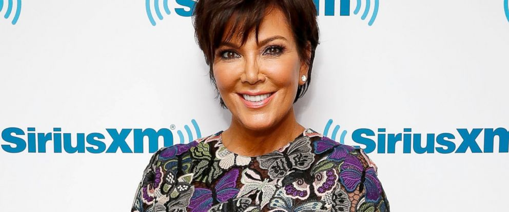 PHOTO: Kris Jenner visits the SiriusXM Studios, June 5, 2014, in New York City.