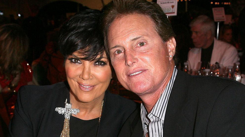 PHOTO: Kris Jenner and Bruce Jenner attend the Taste Of Beverly Hills Wine & Food Festival