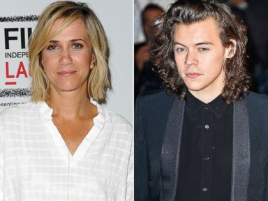 PHOTO: Kristen Wiig and Harry Styles