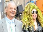 Lady Gaga Finds an Escort in Bill Murray