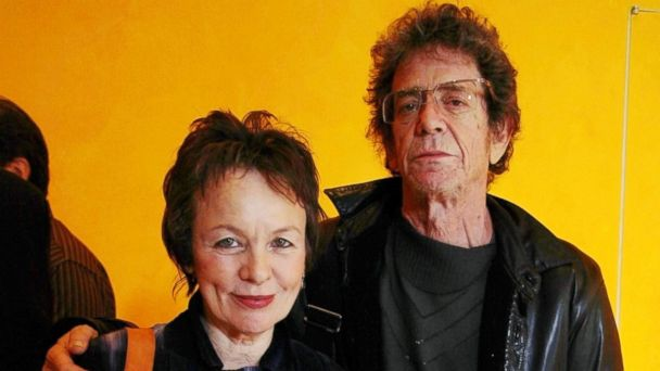 GTY laurie anderson nt 131031 16x9 608 Read Laurie Andersons Letter About Husband Lou Reeds Final Days
