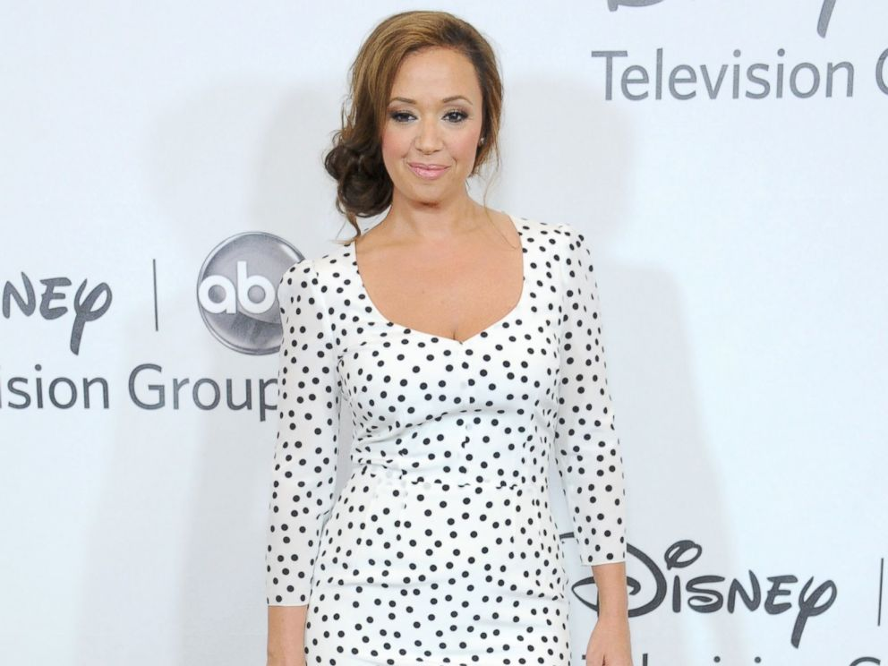 PHOTO: Leah Remini arrives at the 2012 Disney ABC Television TCA summer press tour party at The Beverly Hilton Hotel, July 27, 2012, in Beverly Hills, Calif.