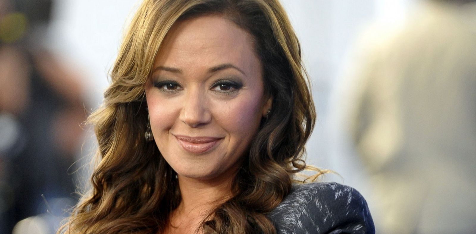 PHOTO: leah remini