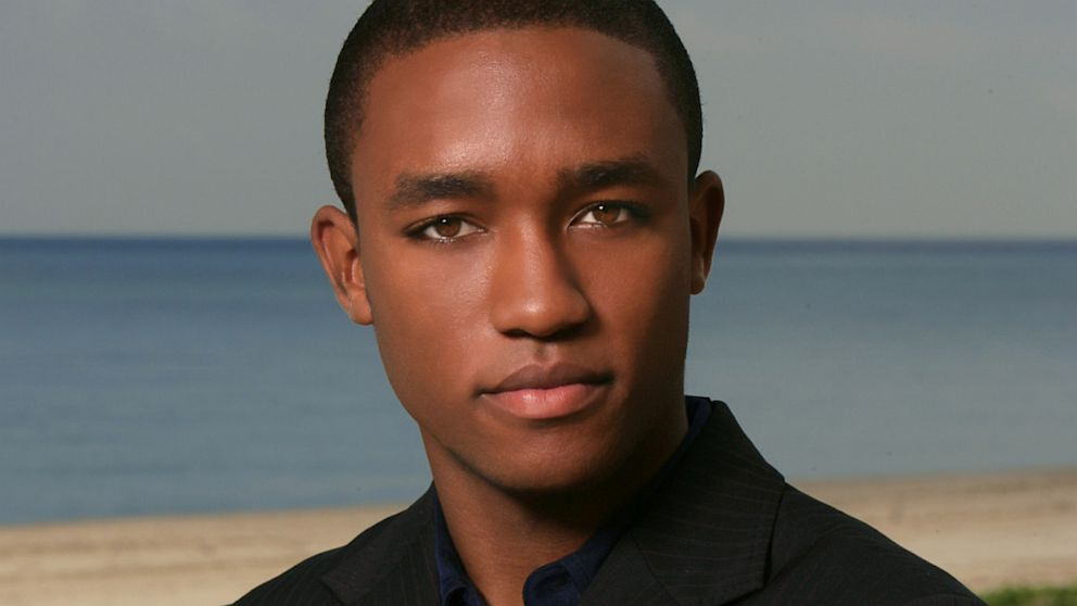 "PHOTO: Lee Thompson Young is shown in this publicity still from the show ""South Beach."""