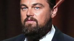 PHOTO: Leonardo Dicaprio speaks at the 8th Annual Clinton Global Citizen Awards And CGCA Blue Carpet at Sheraton New York Times Square, Sept. 21, 2014, in New York.