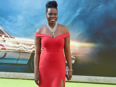 PHOTO: Actress/comedian Leslie Jones arrives at the premiere of Sony Pictures Ghostbusters at TCL Chinese Theatre, July 9, 2016, in Hollywood, California.