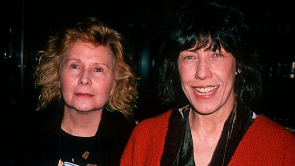 GTY lily tomlin jane wagner tk 130821 16x9 608 Lily Tomlin and Jane Wagner May Marry After 42 Years