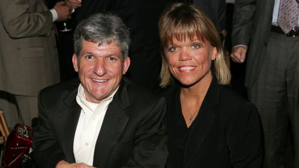 PHOTO: Television personalities Matt and Amy Roloff attend the Discovery Upfront Presentation NY- Talent Images at the Frederick P. Rose Hall in this April 23, 2008, file photo.