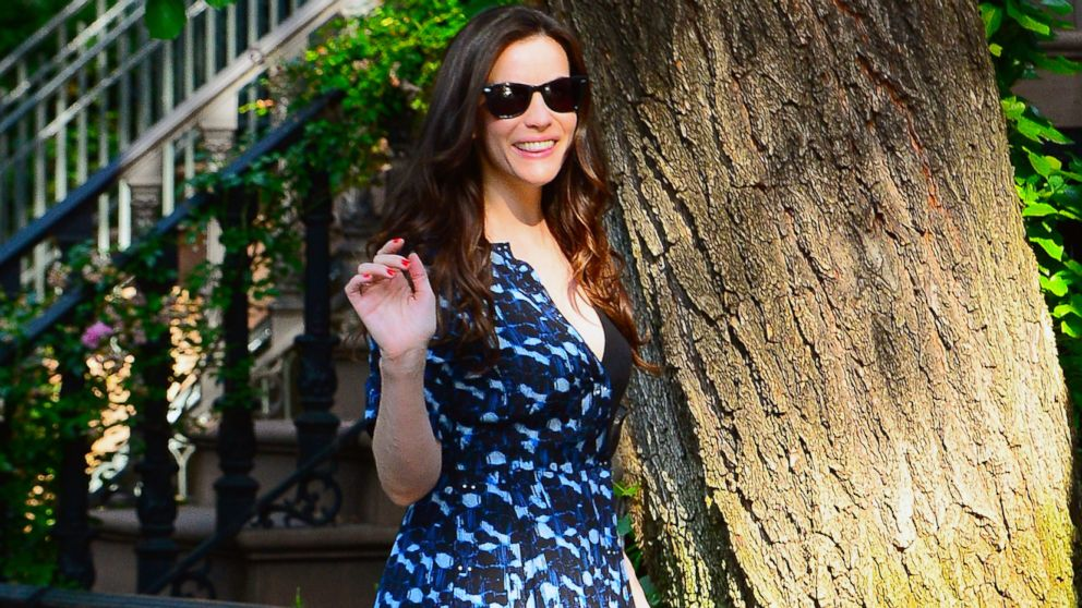 PHOTO: Liv Tyler is seen walking in the SoHo neighborhood of New York, July 2, 2014.