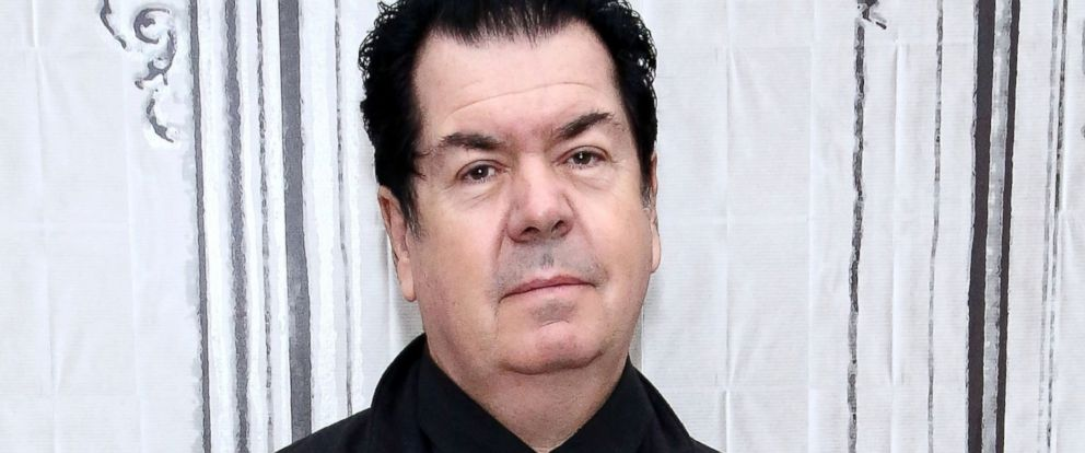 "PHOTO: Drummer Lol Tolhurst visits The Build Series presents Lol Tolhurst discusses his memoir ""Cured: The Tale of Two Imaginary Boys"" at AOL HQ, Oct. 11, 2016, in New York City."
