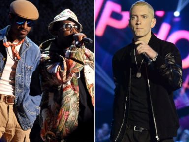 Outkast and Eminem Will Headline Lollapalooza