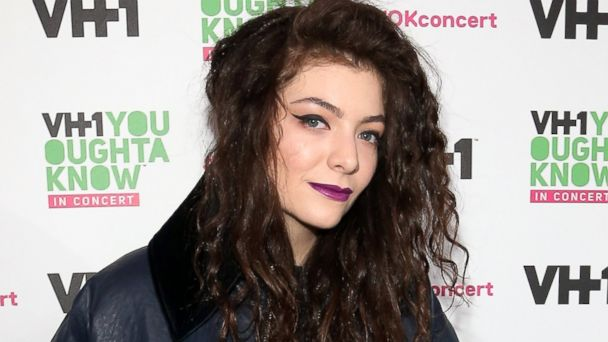 GTY lorde jef 131114 16x9 608 Lorde Signs a Publishing Deal for Millions