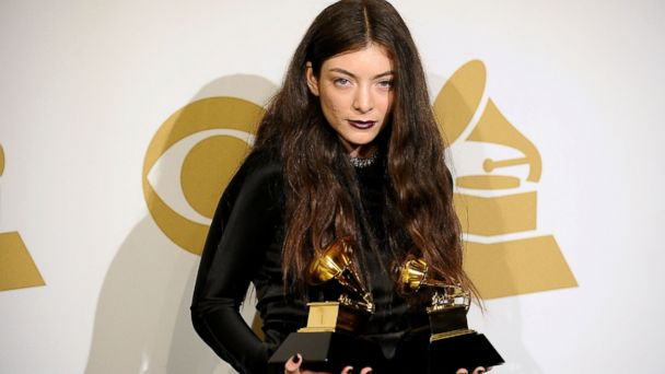 GTY lorde jef 140128 16x9 608 World Reacts to Lordes Grammy Wins