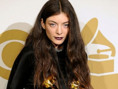 Lorde Breaking Pop Princess Mold