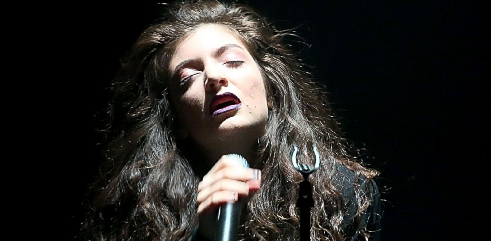PHOTO: Lorde performs at the Austin Music Hall on Mar. 3, 2014 in Austin, Texas.