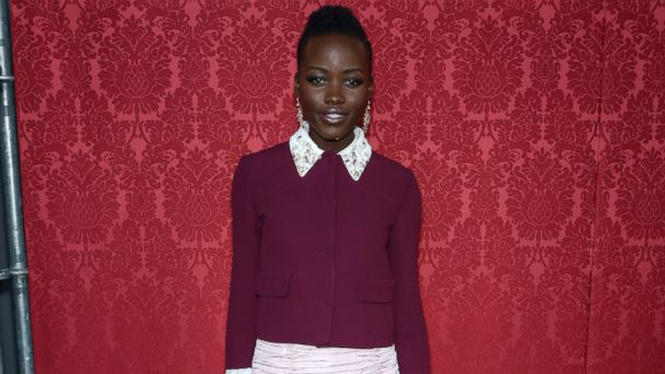 GTY lupita mar 140404 16x9 608 Lupita Nyongo Named New Face of Lancome