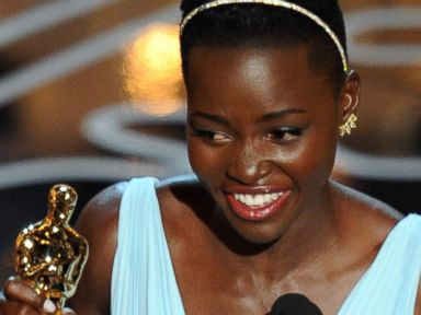 Lupita Nyong'o Crowned New 'It' Girl at Oscars 2014
