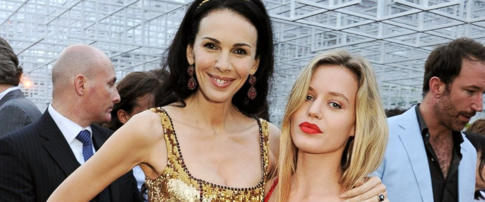 PHOTO: LWren Scott and Georgia May Jagger attend the annual Serpentine Gallery Summer Party, June 26, 2013, in London.