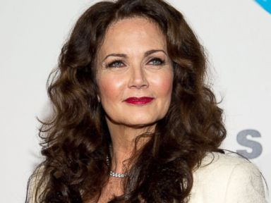 Photos:  Lynda Carter Hits the Red Carpet