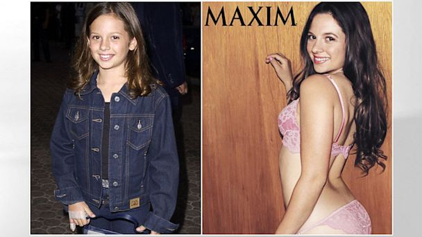 GTY mackenzie rosman before after maxim thg 130730 16x9 608 Whatever Happened to: 7th Heaven Darling Mackenzie Rosman