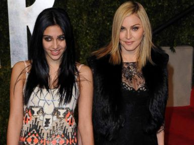 Madonna's Daughter Lourdes Reflects on Leaving High School