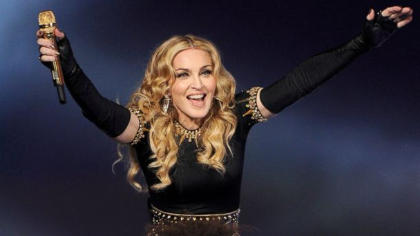 GTY madonna ml 140130 16x9 608 Super Bowl Sheds Gray Hair for Youthful Halftime Performers