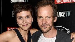 Maggie Gyllenhaal and Peter Sarsgaard Have a Red Carpet Date Night