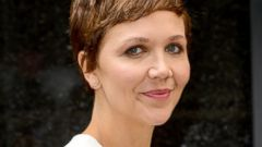 Maggie Gyllenhaal Stuns at Good Morning America